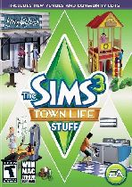 Buy The Sims 3: Town Life Stuff Game Download