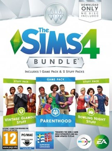 The Sims 4 Bundle Pack 5 cd key