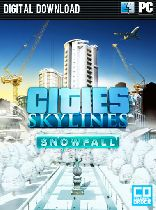 Buy Cities: Skylines - Snowfall (DLC) Game Download