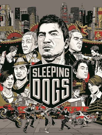 Sleeping Dogs cd key