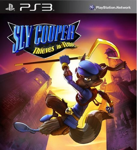 Sly Cooper: Thieves in Time - PS3 (Digital Code) cd key