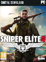 Buy Sniper Elite 4 Game Download