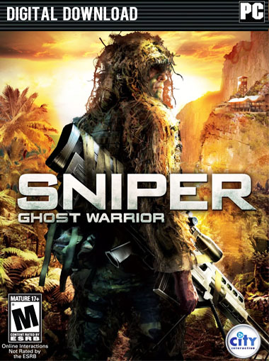 Sniper Ghost Warrior Gold Edition cd key