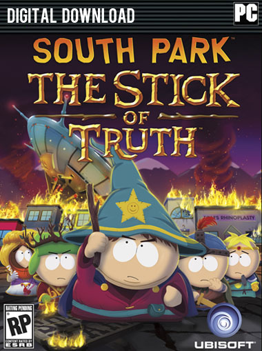 South Park The Stick of Truth (Germany, Austria) cd key