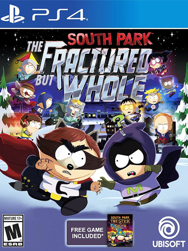 South Park: The Fractured but Whole GOLD Edition - PS4 (Digital Code) cd key