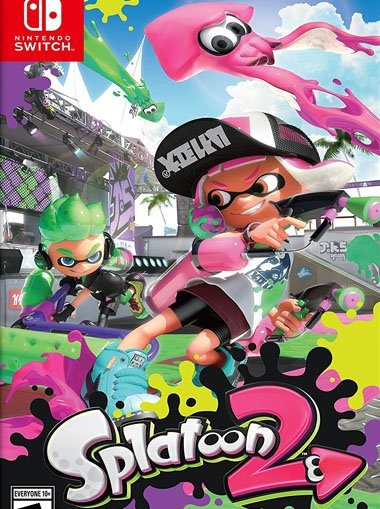 Splatoon 2 - Nintendo Switch cd key