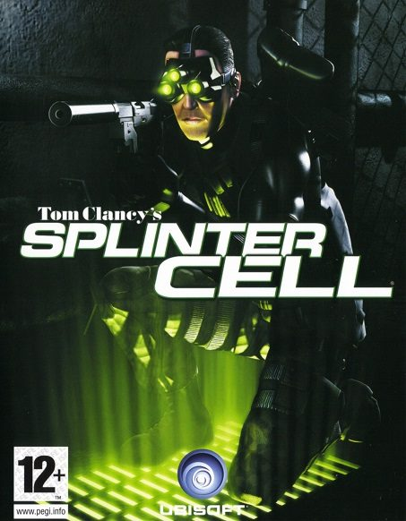 Tom Clancys Splinter Cell cd key