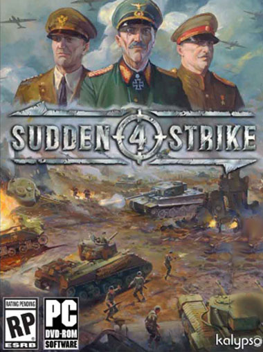 Sudden Strike 4 cd key