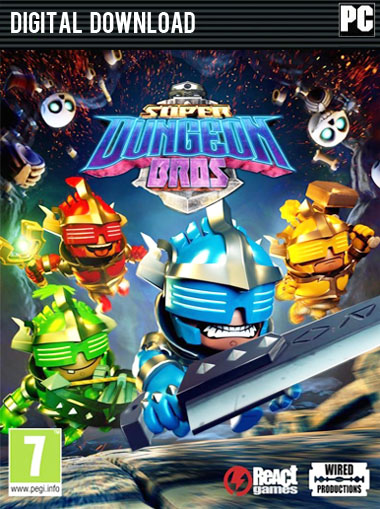 Super Dungeon Bros cd key
