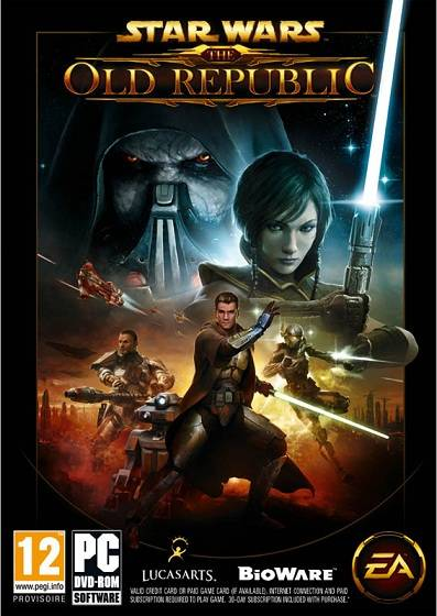 Star Wars: The Old Republic (30 days included) cd key