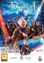 Buy TERA 60 Day Pre-Paid Game Time Card (EU) Game Download
