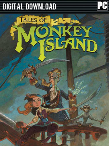 Tales of Monkey Island Complete Pack cd key