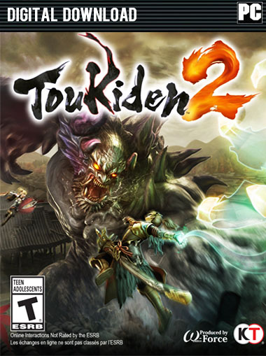 Toukiden 2 cd key