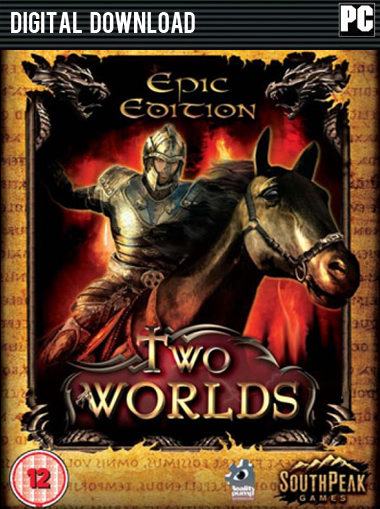 Two Worlds Epic Edition cd key