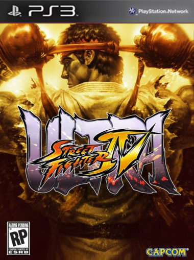 Ultra Street Fighter 4 PS3