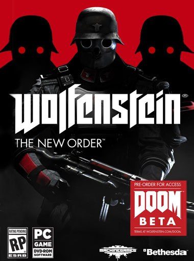 Wolfenstein: The New Order (Uncut) cd key