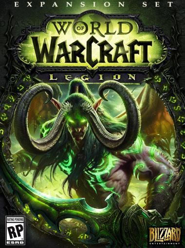 World of Warcraft WoW Legion US