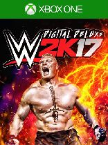 Buy WWE 2K17 Digital Deluxe Edition - Xbox One (Digital Code) Game Download