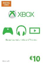 Buy Microsoft Xbox Live €10 Card Game Download