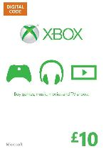 Buy Microsoft Xbox Live £10 Card Game Download