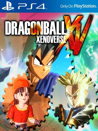 Dragon Ball Xenoverse Season Pass PS4