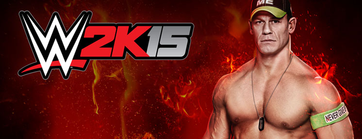 WWE 2K15 Steam