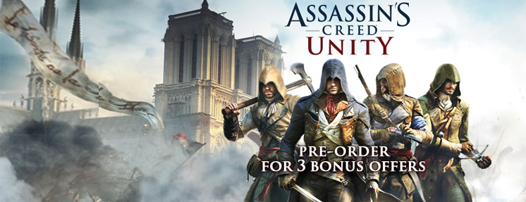 Assassin's Creed Unity UPlay