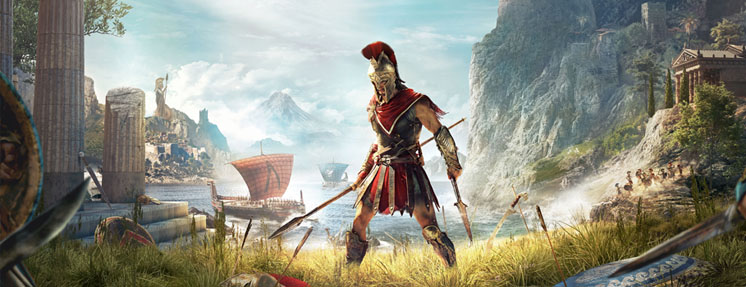 Assassin's Creed Odyssey + 2 Bonus Games [US/CA] (Voucher) UPlay