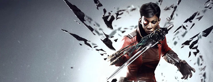 Dishonored: Death of the Outsider Steam