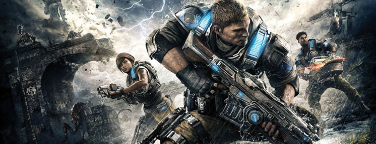 Gears of War 4 - Xbox One/Windows 10 (Digital Code) XboxLive