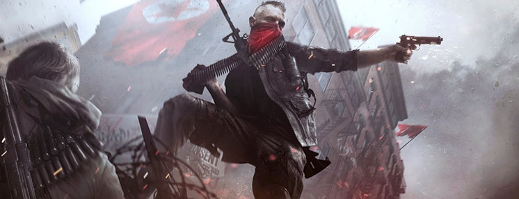 Homefront: The Revolution + DLC Steam