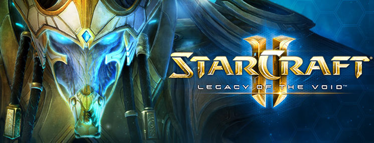 StarCraft 2: Legacy of the Void Battle.net