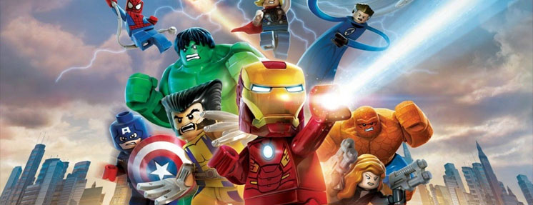 LEGO MARVEL's Avengers Steam