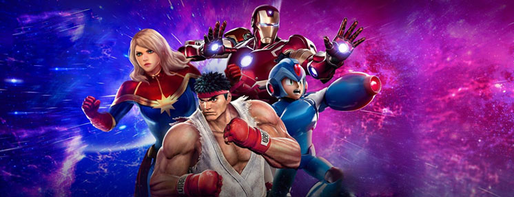 Marvel vs. Capcom: Infinite [EU/RoW] Steam