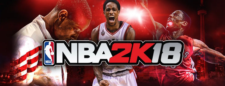 NBA 2K18 [EU/RoW] Steam