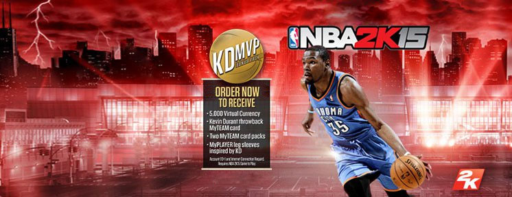 NBA 2K15 Steam