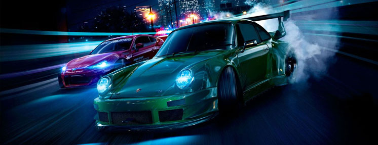 Need for Speed Origin