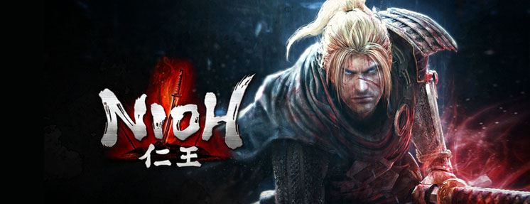 Nioh - PS4 (Digital Code) PlaystationNetwork