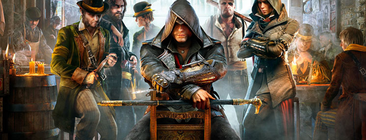 Assassin's Creed Syndicate - Standard Edition UPlay