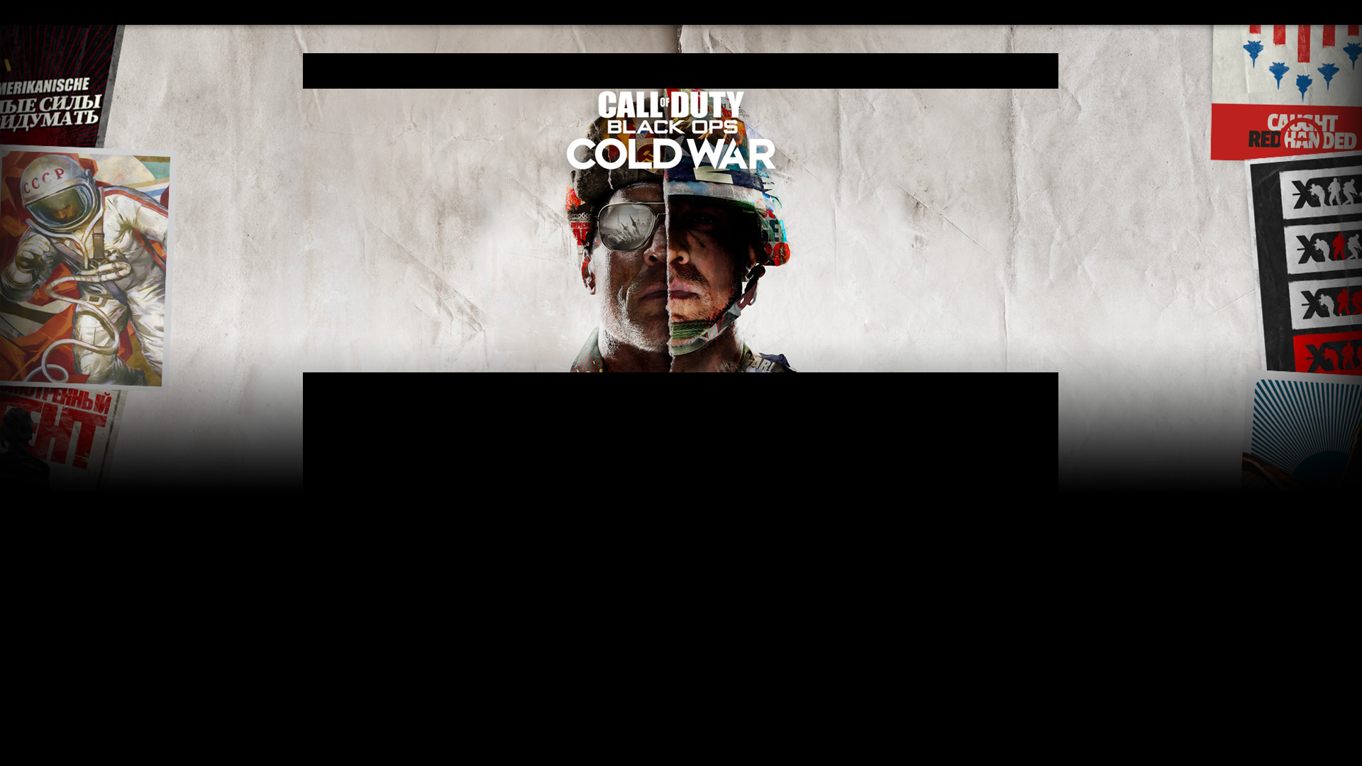 COD: Cold War [PC/Xbox One,X|S/PS4|PS5] video game