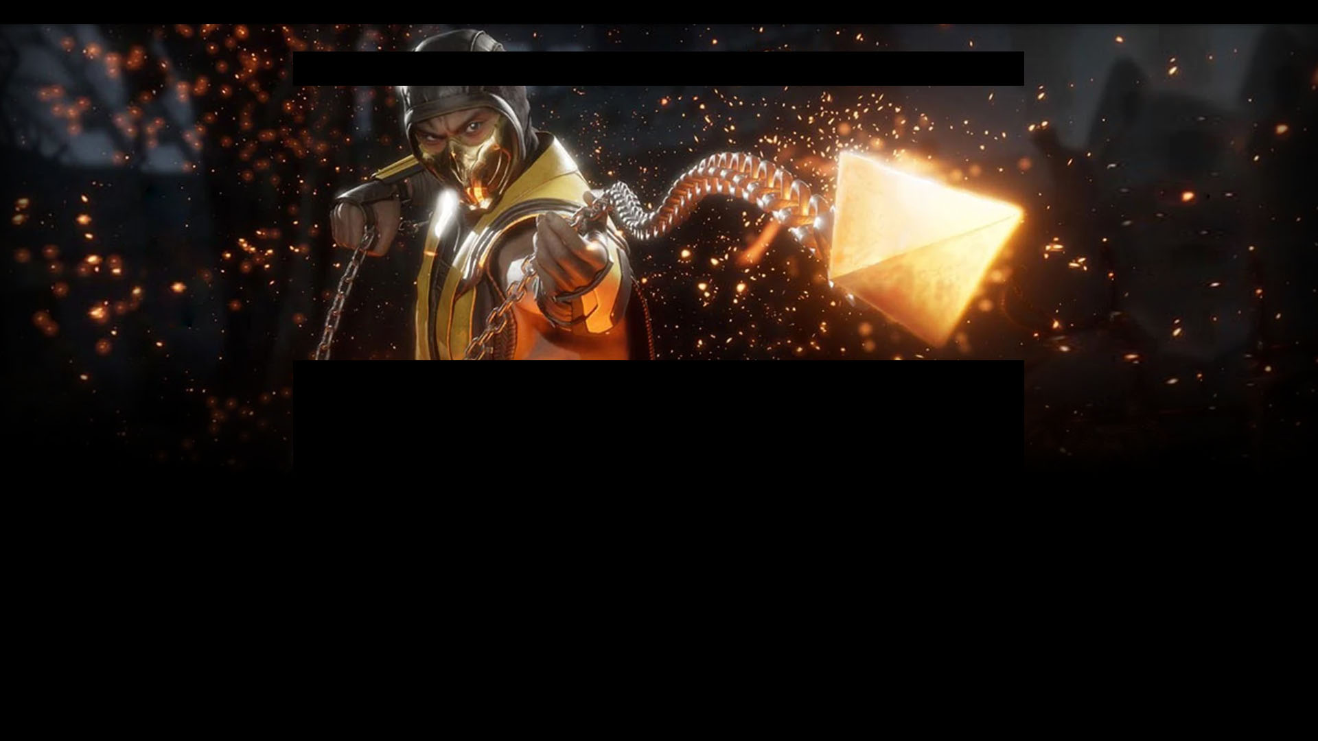 Mortal Kombat 11 [PC/PS4/Xbox One] video game
