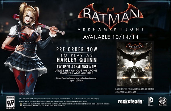 batman arkham knight gamingdragons preorder