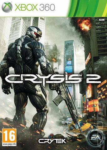 Crysis 2 - Xbox 360 (Digital Code) cd key