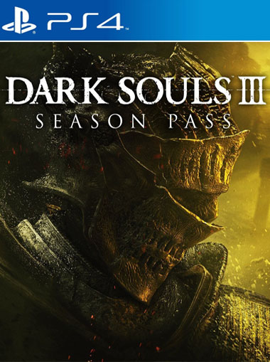 Dark Souls 3 Season Pass PS4
