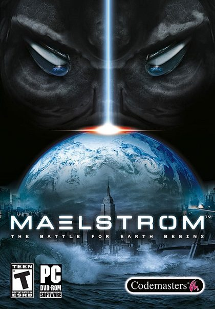 Maelstrom: The Battle for Earth Begins cd key