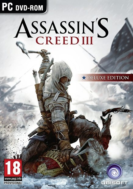Assassins Creed III Deluxe Edition cd key