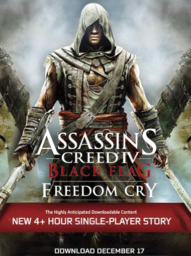 Assassins Creed 4 Black Flag - Freedom Cry Pack cd key