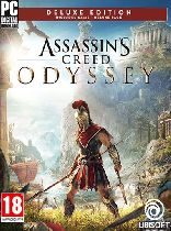 Buy Assassin's Creed Odyssey - Deluxe Edition [EU/RoW] Game Download
