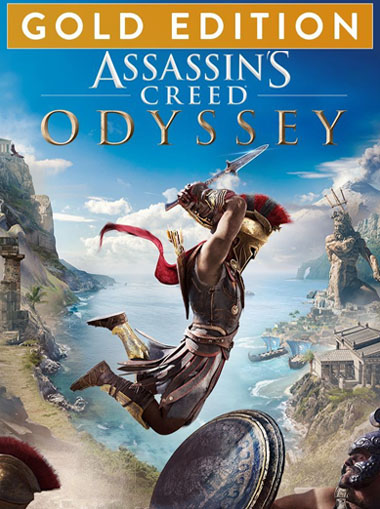 Buy Assassin S Creed Odyssey Gold Edition Eu Row Pc Game