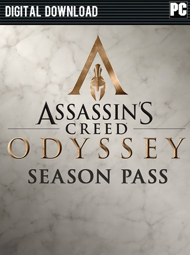 Assassin's Creed Odyssey - Season Pass (DLC) [EU/RoW] cd key